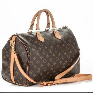 💎✨CROSSBODY✨💎SPEEDY 35 Louis Vuitton